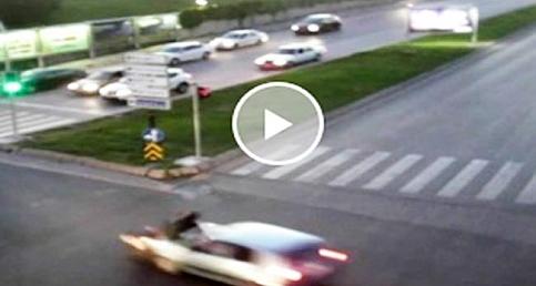 Kural ihlali trafik kazalarını da beraberinde getirdi