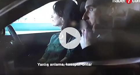İngiltere'de yayınlanan dizide skandal Türkiye sahnesi!