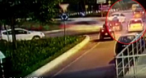 İstanbul'da feci ATV kazası