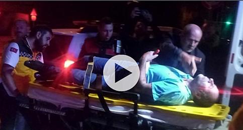 Dehşet veren olay... Bıçakla hastaneye götürüldü Giriş:20 Eylül 2018 08:59