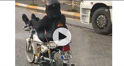 Trafikte ölümcül konfor
