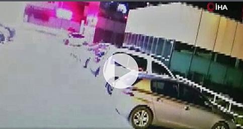 Cani koca karısını hastane önüne bırakıp kaçtı