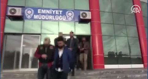 Çocukları dağa kaçırmak isteyen 4 PKK'lı tutuklandı