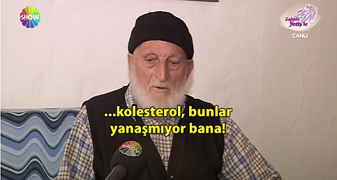 Türkiye'nin en uzun ömürlü insanları burada!