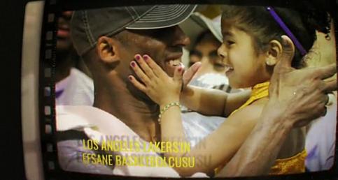Kobe Bryant'ın hayatı ve Kobe Bryant kimdir kısa video biyografi