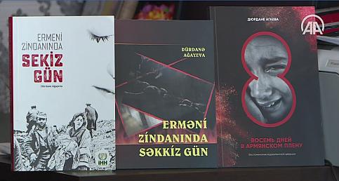 Hocalı Katliamı'nın tanığı Dürdane Ağayeva yaşadığı işkenceleri unutamıyor