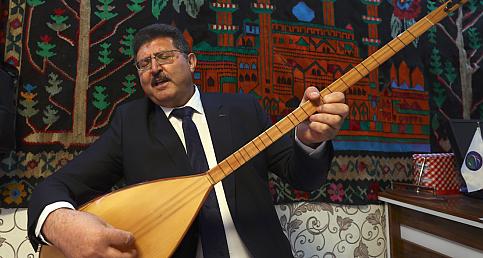 """Aşık Beyzade Aslan: """"Bizi UNESCO keşfedeceğine, kendi insanımız keşfetse daha iyi olur"""""""