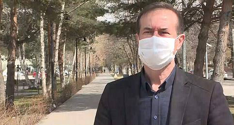 Prof. Dr. Özden: Salgının yayılımını engellemek için toplu iftarlardan kaçınılmalı