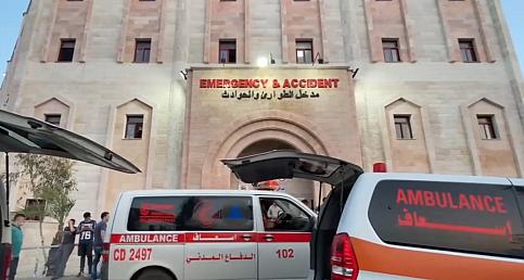 Gazze Şeridi'nde gerçekleşen patlamada 9'u çocuk 20 kişi şehit oldu